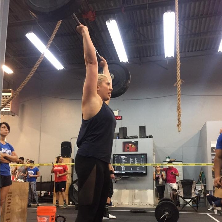 Alyssa Crossfit