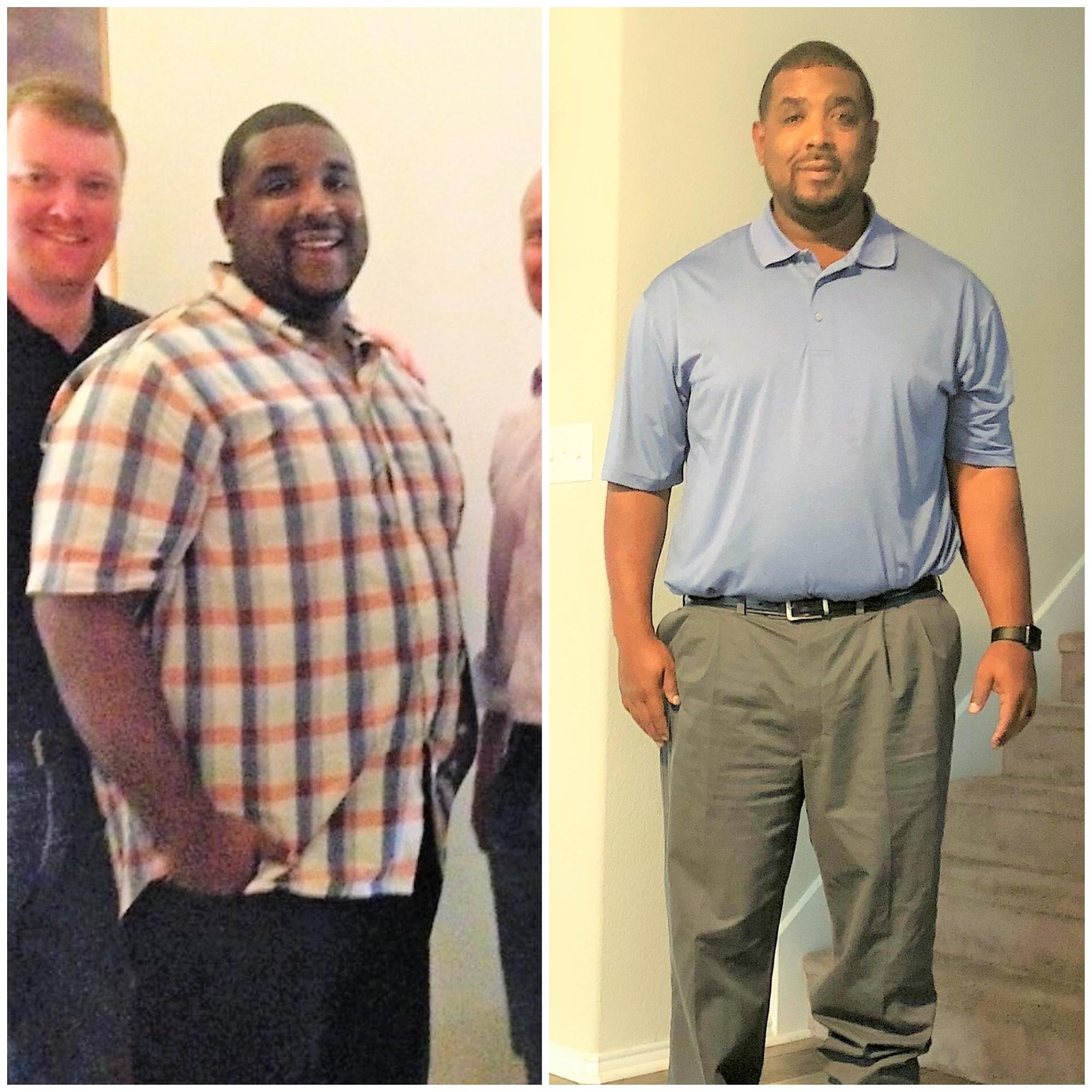 Brandon Weight Loss